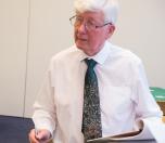 Herman Uittenbogaard, onze regio Oost vertegenwoordiger