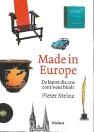 Omslag boek Made in Europe