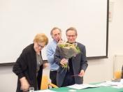 Dankwoord voor de scheidende voorzitter Rob van Kruijssen