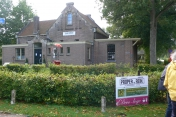 Gevangenismuseum - entree Lokaal verhaal