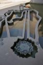 Fort maquette Waterlinie bij Vechten